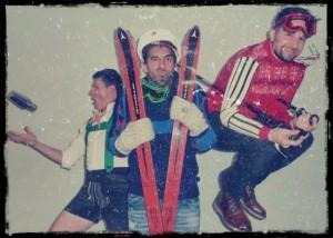 ...und im Mai folgte das neue Prohaska-Bühnenstück: Aprés-Ski...
