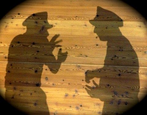 ...Schattenspiele Maier/Prohaska...